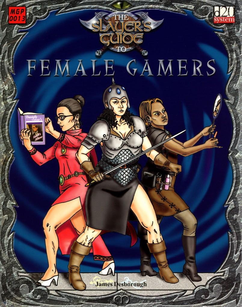 3e-mgp-sg13 mgp0013 - The Slayer's Guide to Female Gamers