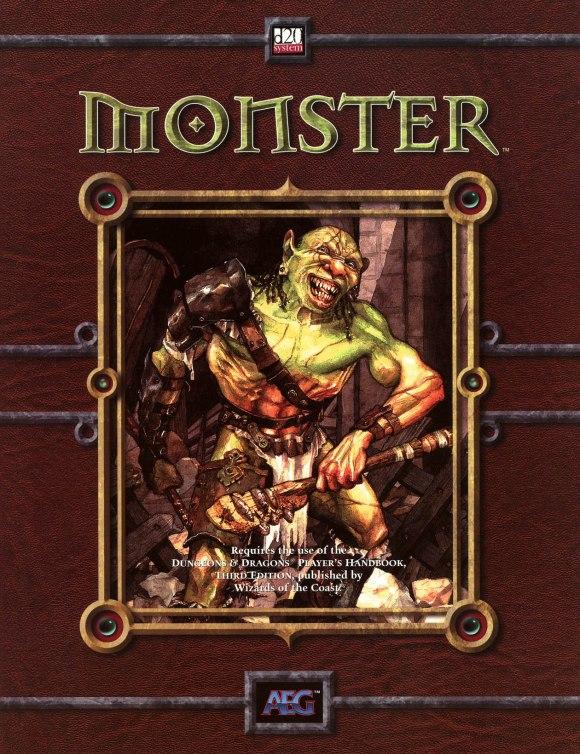 3e-aeg-amo aeg8509 - Monsters