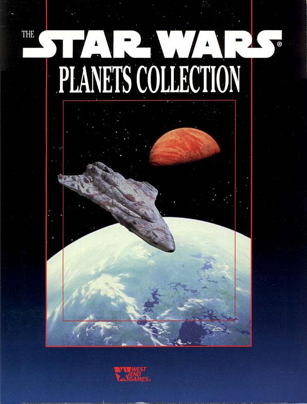 sw-weg-2e-pc WEG40100 Star Wars Planets Collection